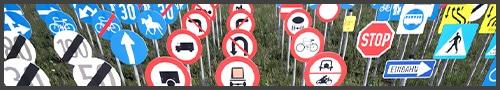 Österreichische 3D Verkehrschilder Vol. 1