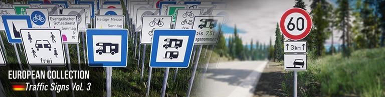 German Traffic Sign, Unreal Engine Asset Packs - Artikelbild