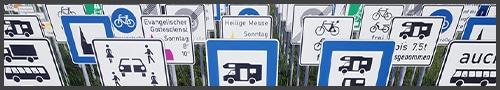 Deutsche 3D Verkehrschilder Vol. 3- Bild