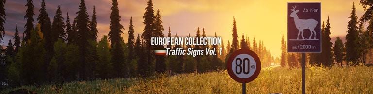 Artikelbild: German WW2 Traffic Sign Pack - Unreal Asset Pack
