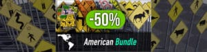 Unreal Asset Pack: American Traffic Sign Bundle