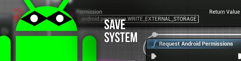 Android Save Game Unreal Engine 4.27 Artikelbild