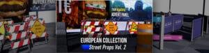 European Collection: Street Props Vol. 2